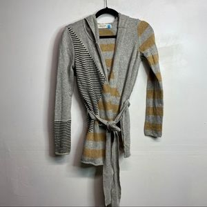 Anthropologie sparrow lambs wool duster cardigan